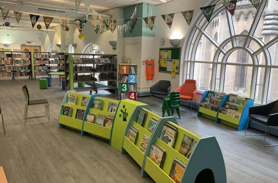 Libraries to reopen for browsing