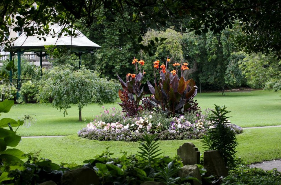 Parade Gardens scoop coveted award
