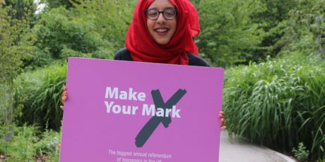 Sign up to The Big Vote! urge Somerset Youth Parliament