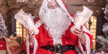 Santas on the Run goes Freestyle!