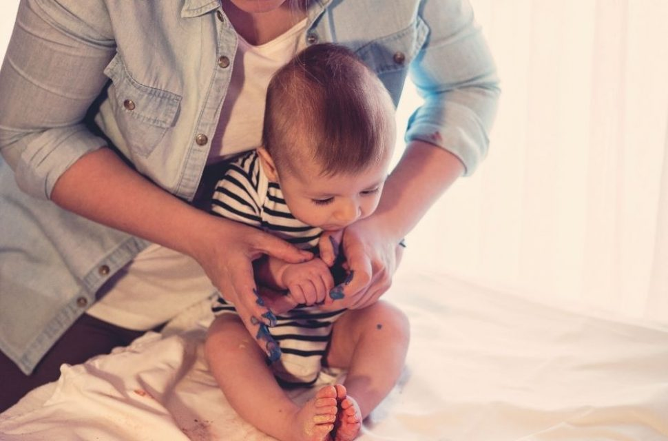 4 cute baby keepsakes you can make yourself