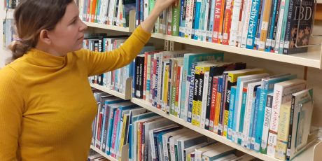 Browse for Books again in Somerset Libraries