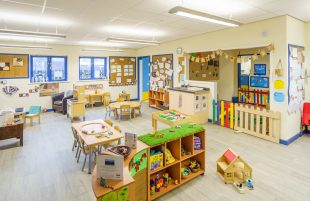 Parents delighted as pre-schools receive facelift and new policies