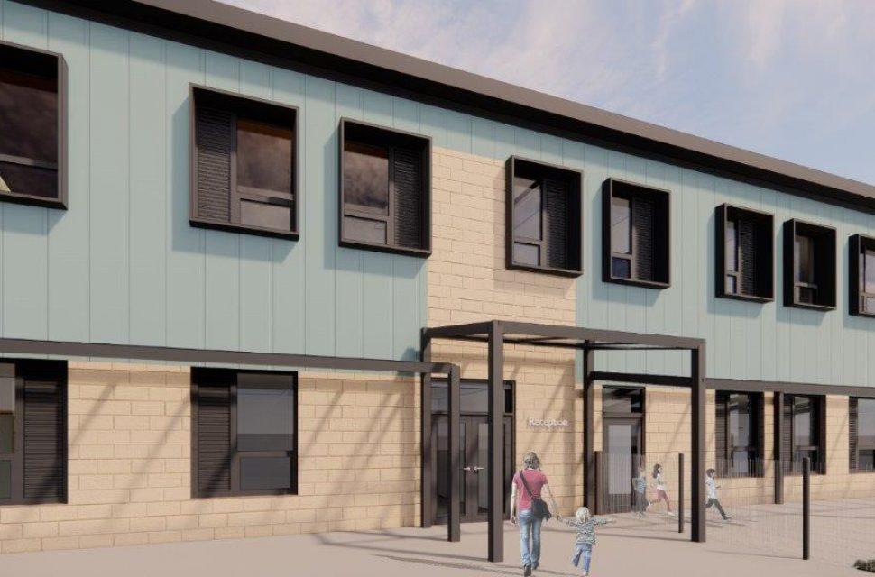 Plans for new primary school in Comeytrowe progress