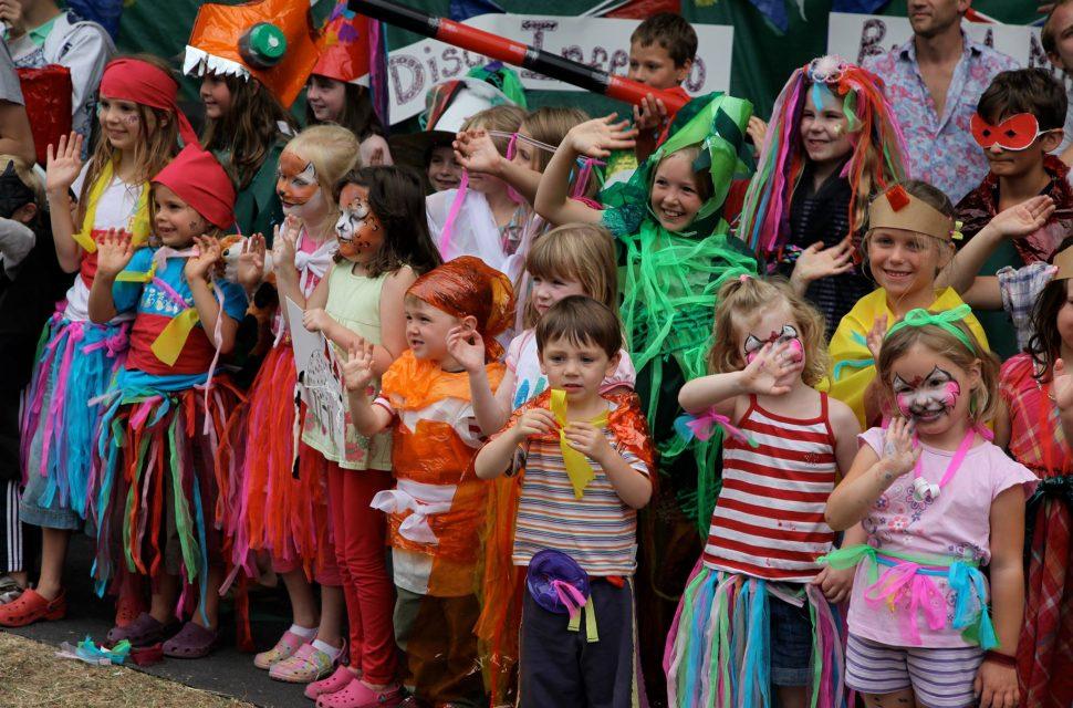 A big boost for Children's World's Creative Community!