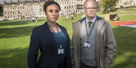 Bath stars in new series of hit ITV drama McDonald & Dodds