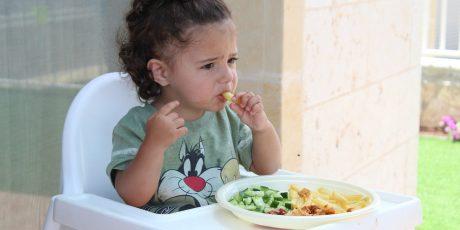 Tips for feeding fussy children