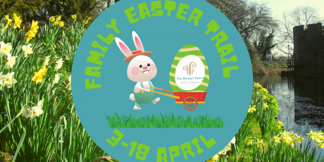 Easter Family Fun at The Bishop's Palace