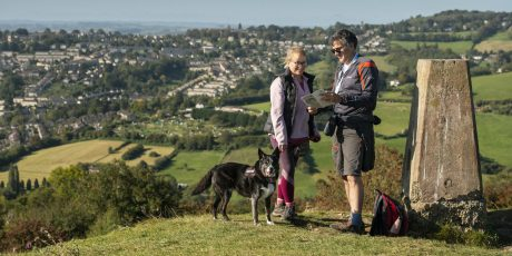 Take on an epic 20-mile walking challenge this September to help the homeless