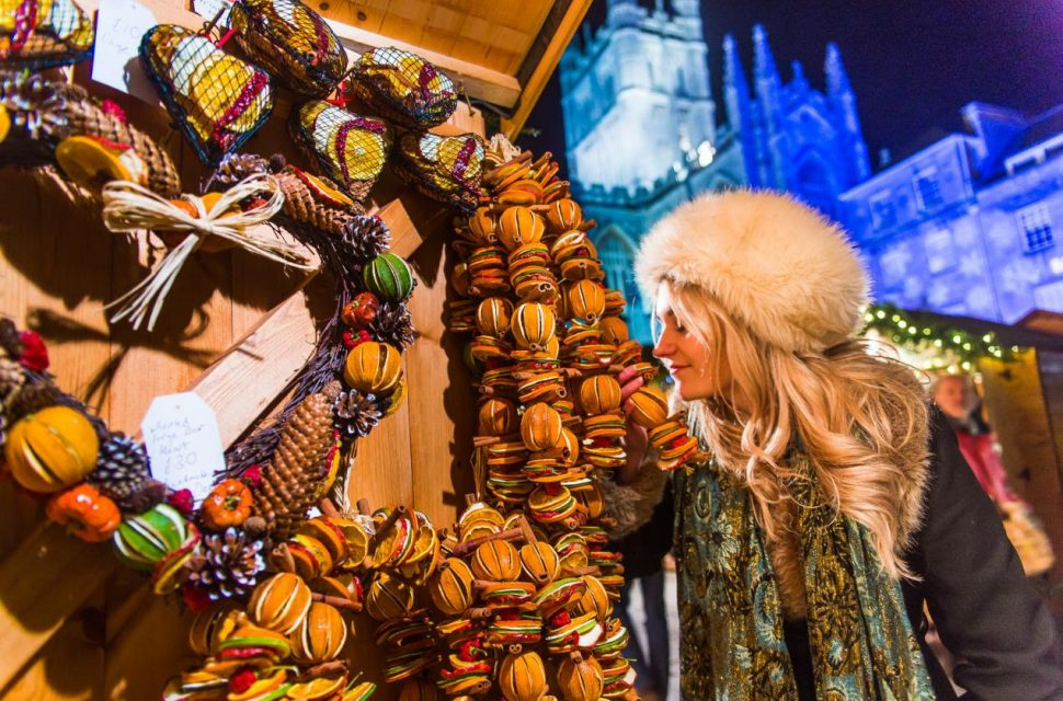 Bath Christmas market dates extended for an extra week