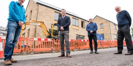 B&NES delivering commitment to provide more affordable, sustainable homes