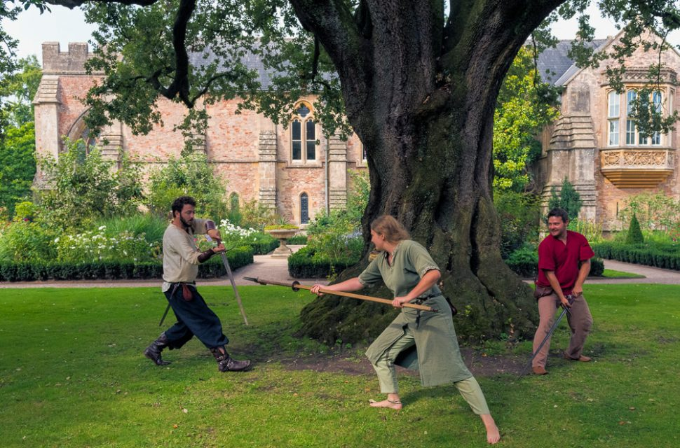 Fun Packed Summer Holiday for Families at The Bishop's Palace