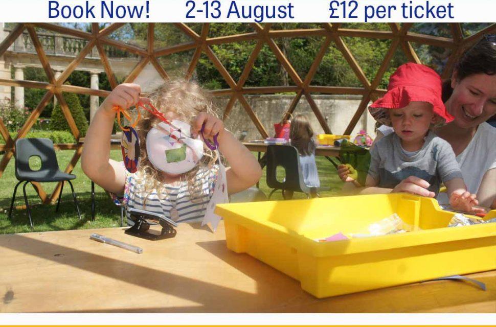 Family Fun – Summer Creative Workshops at Holburne Museum