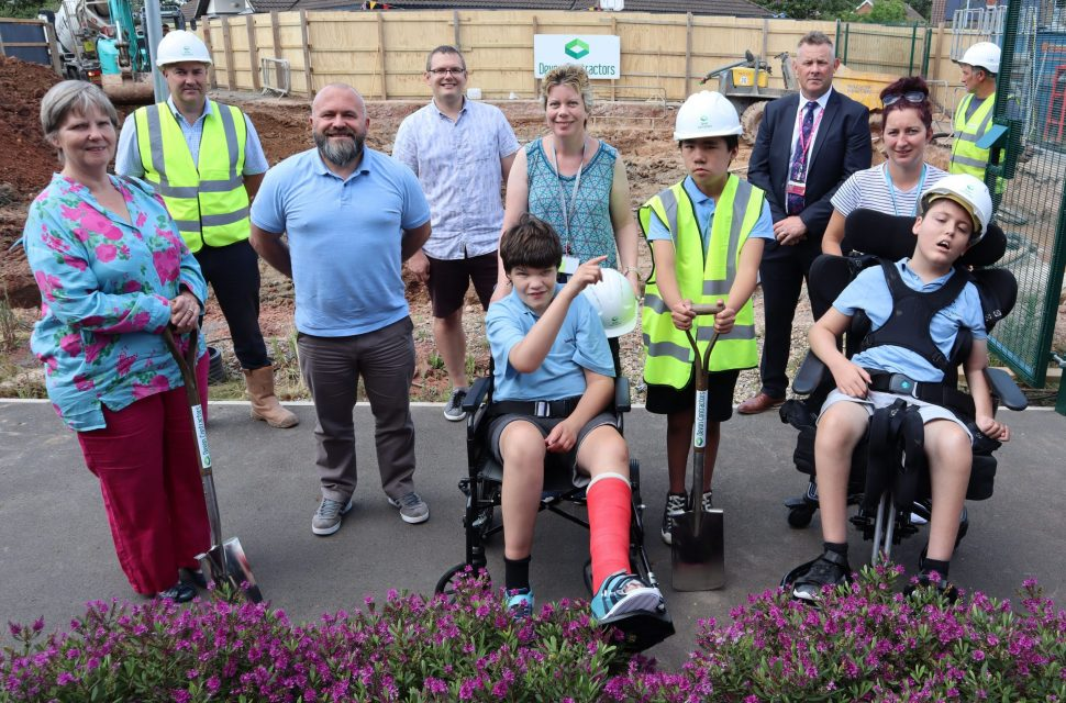 £1.8m investment in hydrotherapy pool at Selworthy School