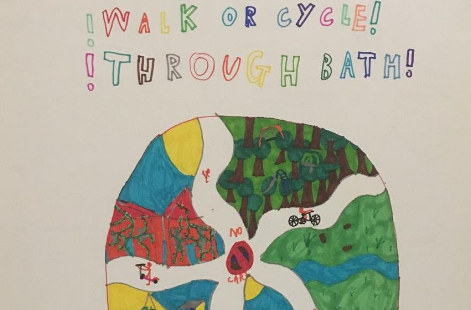 Schools' clean air poster competition winner announced