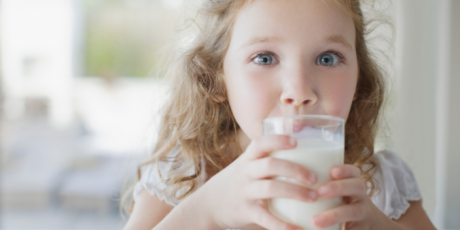 Does your family have a calcium rich diet?