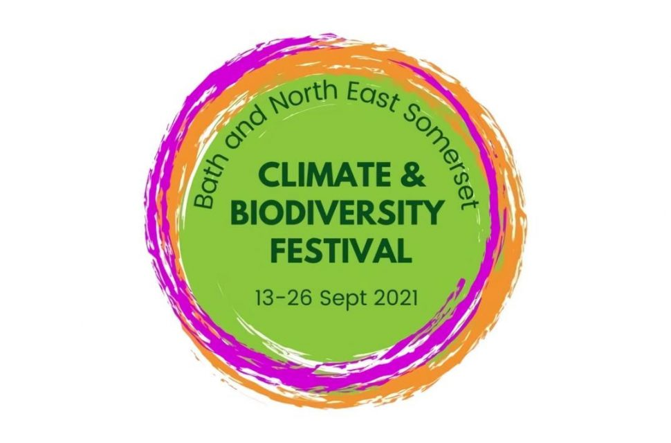 Get involved and showcase your project as part of the B&NES Climate & Biodiversity Festival
