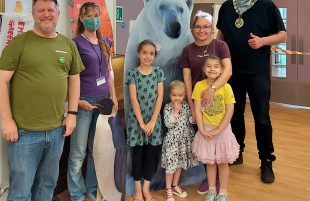 Purple Elephant Awarded Grant To Continue Their Charitable Work
