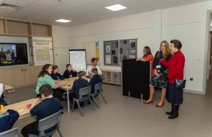 HRH The Princess Royal officially opens £6.85m new facility at Yeovil special school