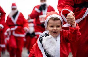 Spectacular Santa run returns to Bristol in stunning new setting