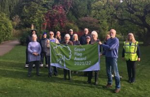 Five Bath parks scoop coveted Green Flag Awards