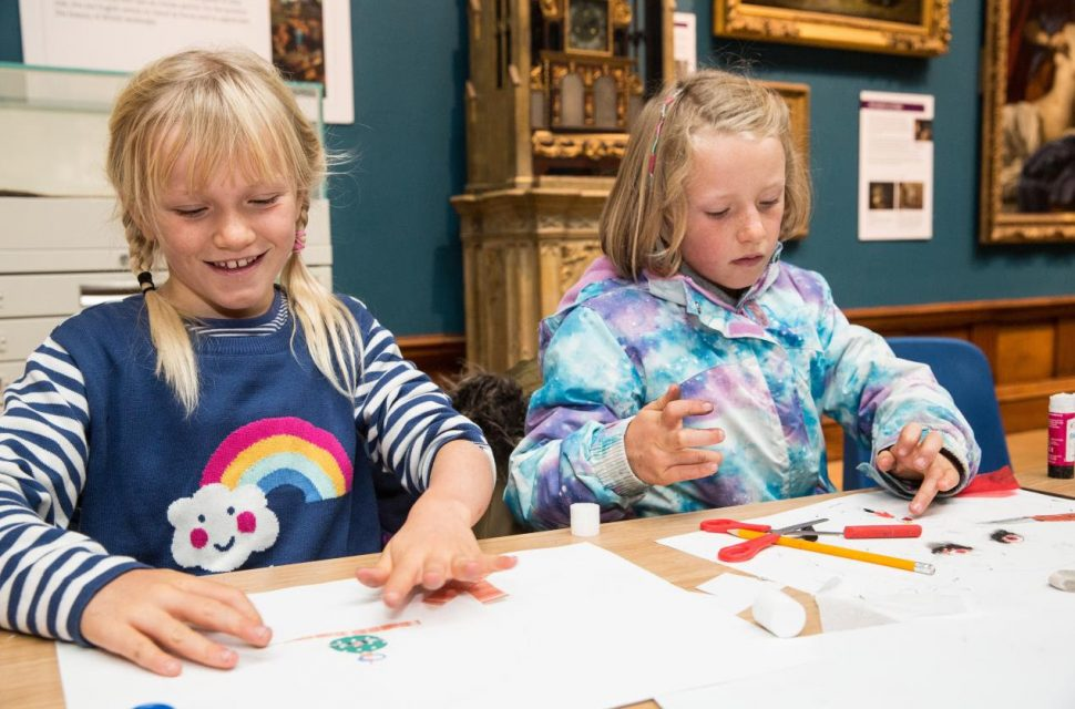 Museums Week fun in Bath and North East Somerset this October half-term